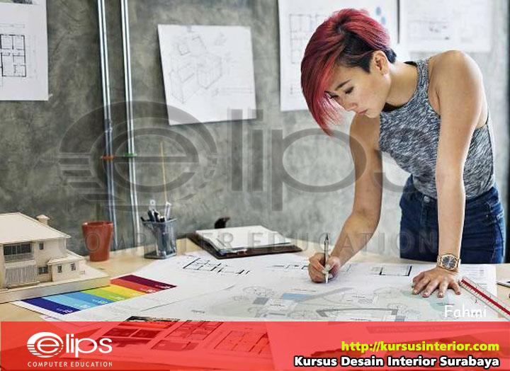 Kursus Desain Interior Terbaik Di Surabaya