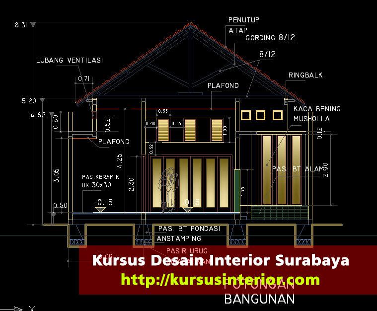 Kursus Autocad Surabaya