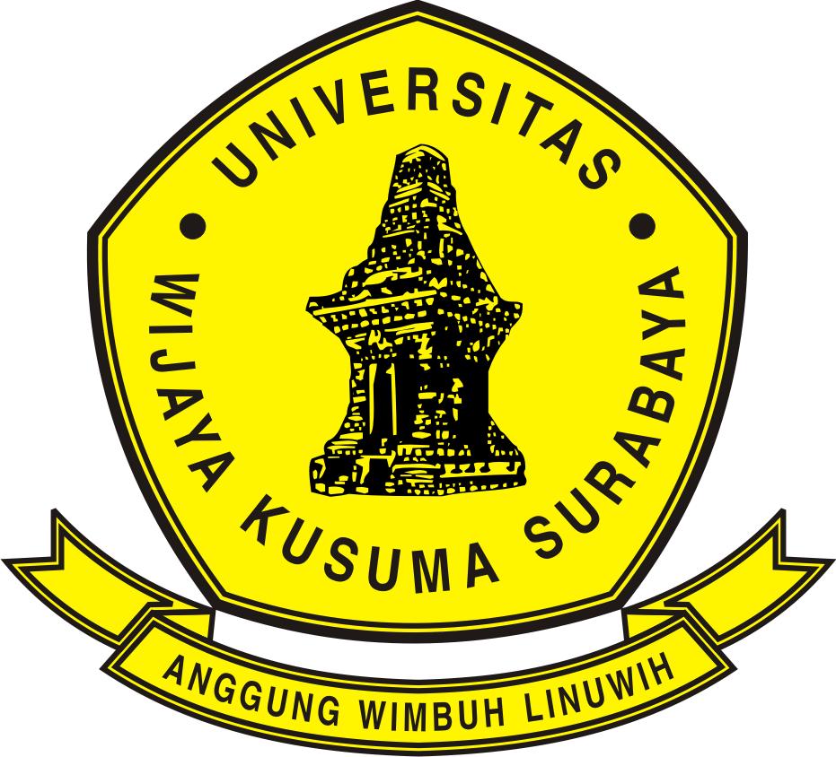 logo Universitas Wijaya Kusuma Surabaya (Frendday Lawutara)