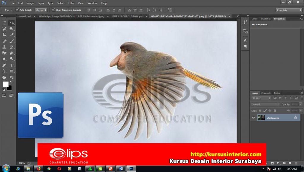 kursus photoshop sidoarjo