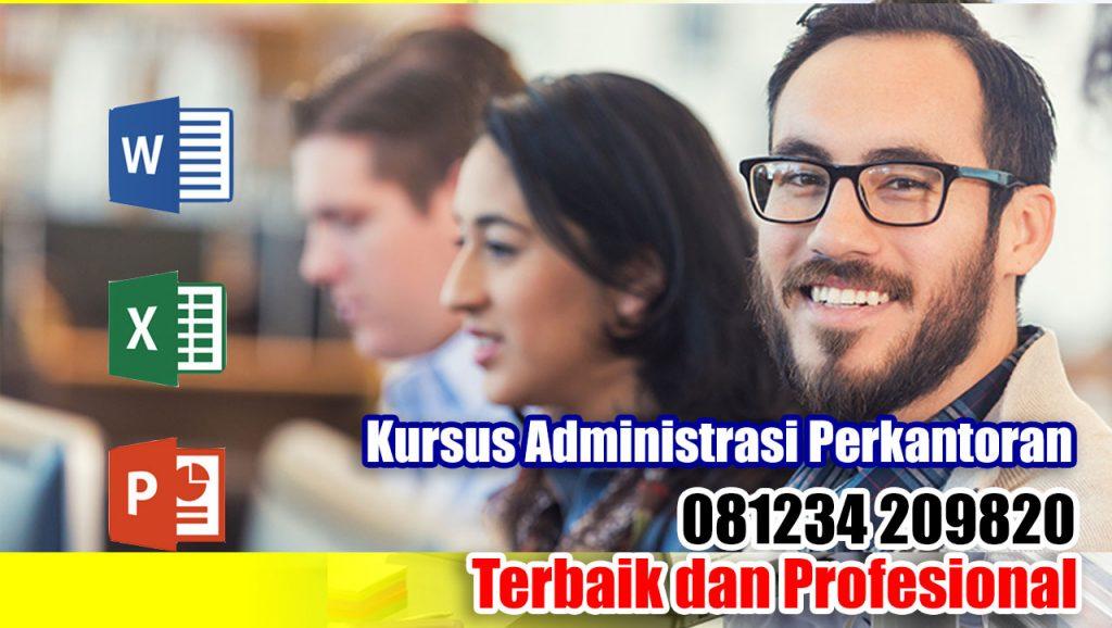 Kursus Administrasi Perkantoran Surabaya