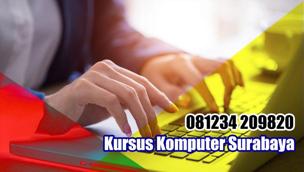 Kursus Komputer di Surabaya