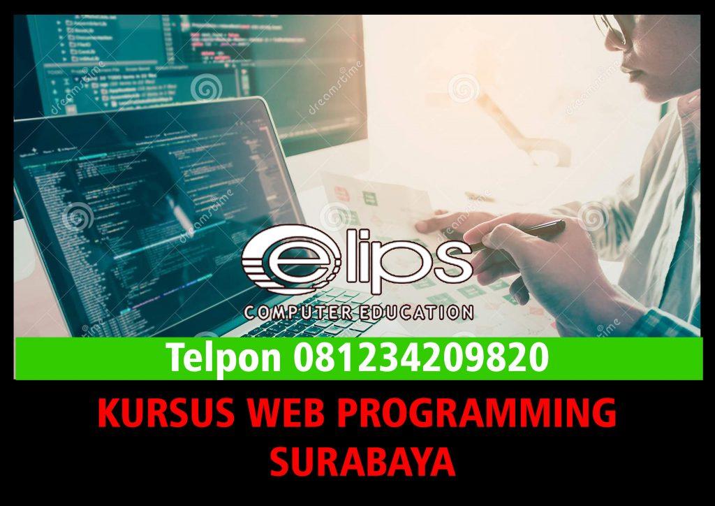 Kursus Web Programming Surabaya