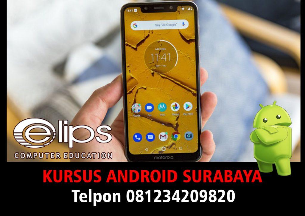 Kursus Android Surabaya