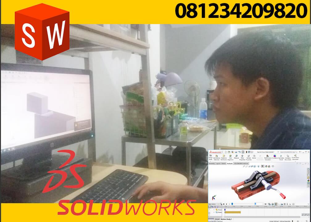 Kursus Solidworks Gresik