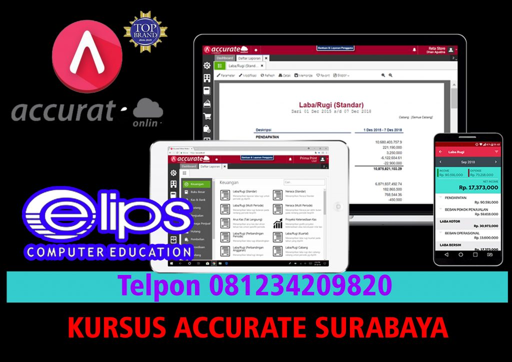 Kursus Accurate Surabaya