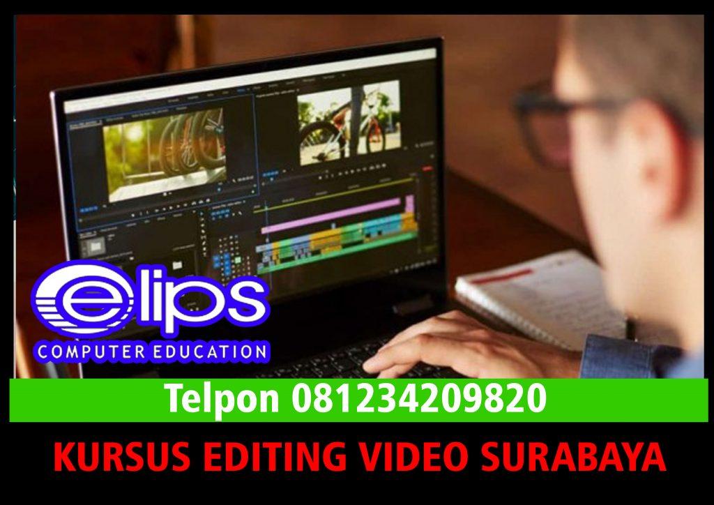 Kursus Video Editing Surabaya