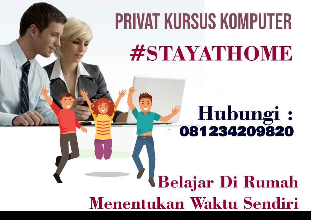 Privat Kursus Komputer Surabaya