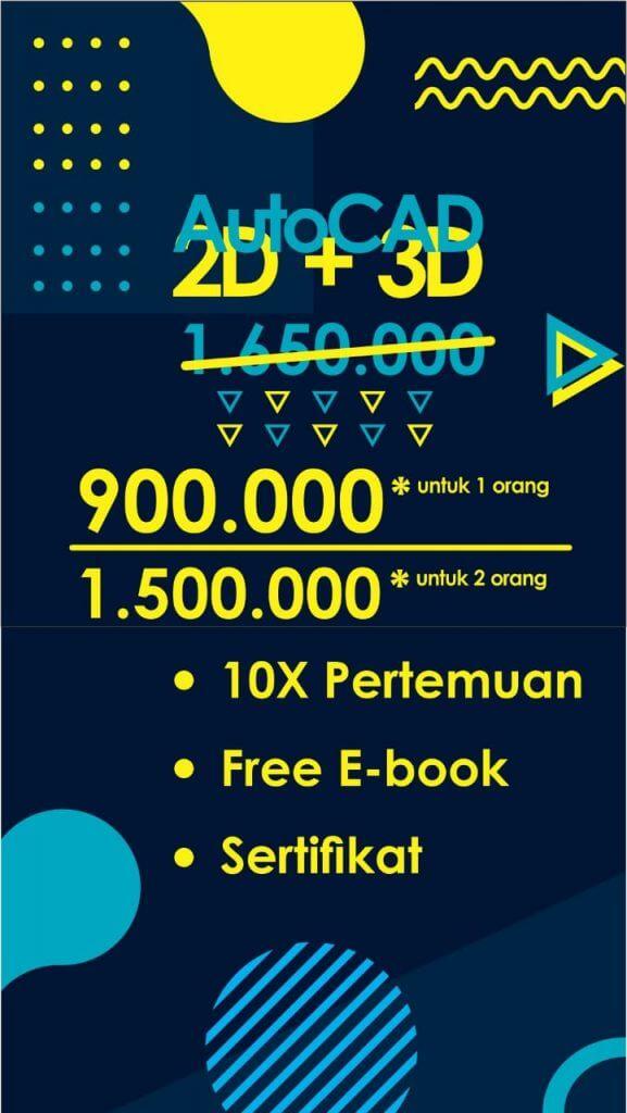 Biaya Kursus Desain Interior Surabaya