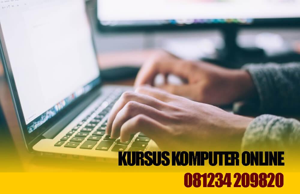 Kursus Komputer Online Surabaya