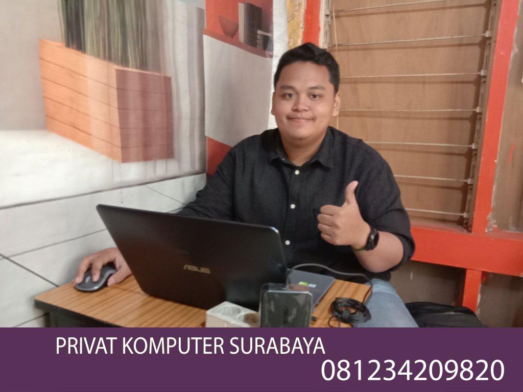 PRIVAT KOMPUTER SURABAYA