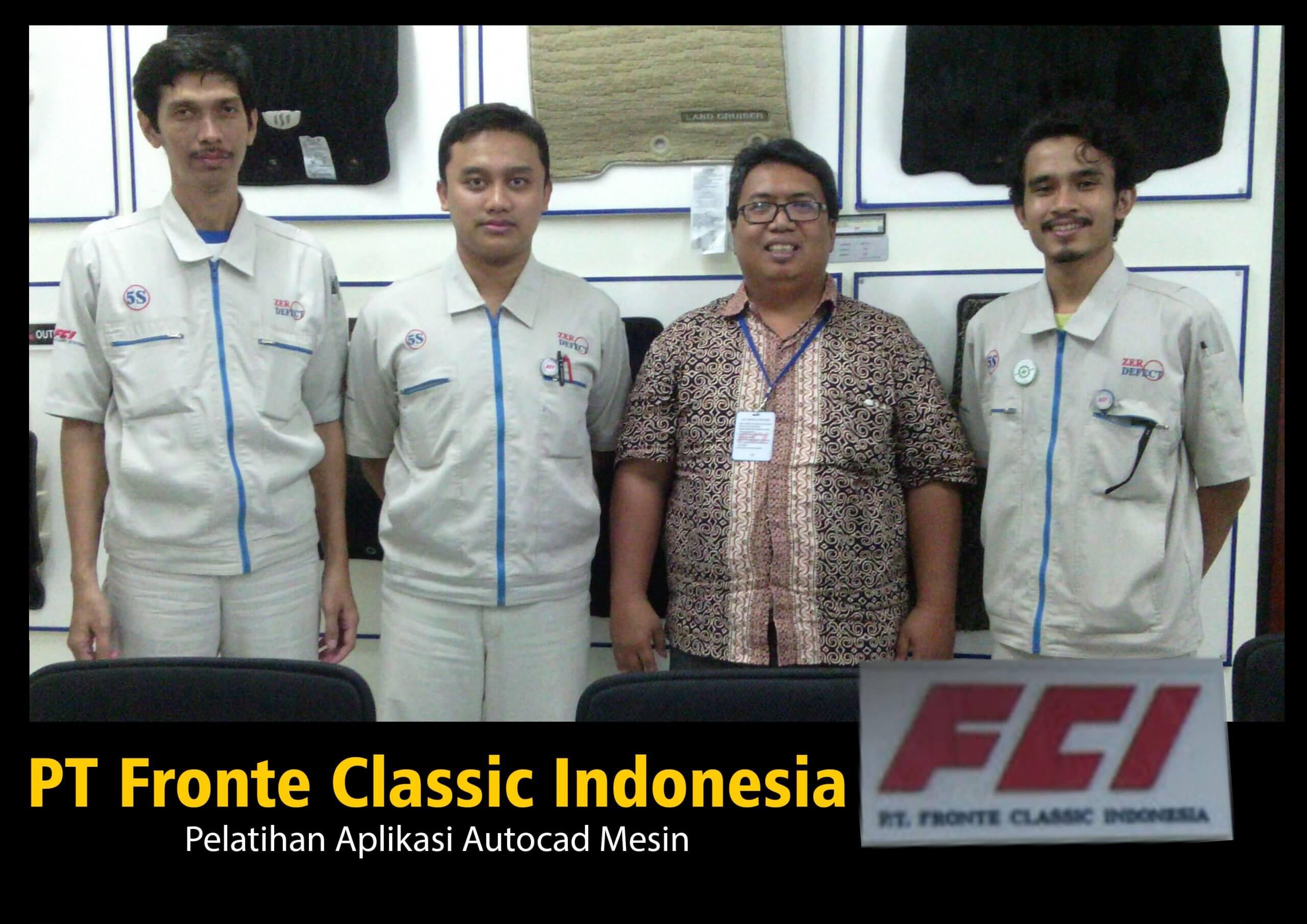 PIGORA FRONTE CLASSIC INDONESIA